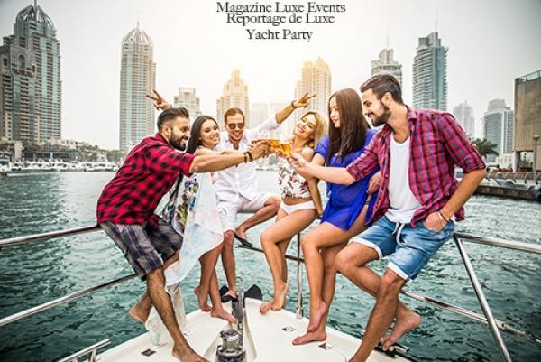 Dubai international yacht show 2019