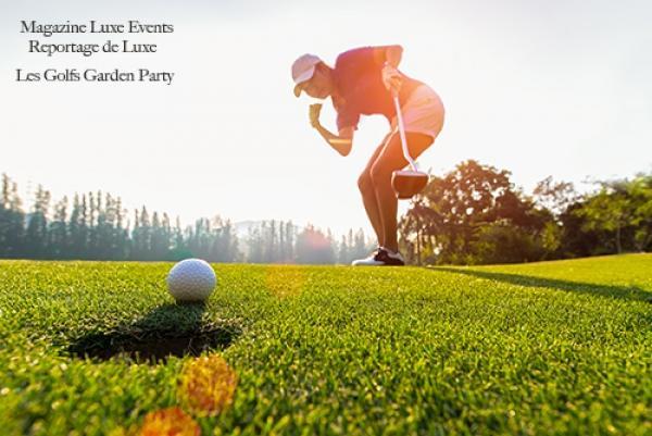 Les tournois de Golf