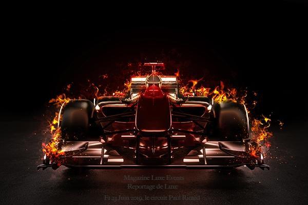 F1 circuit paul ricard 2019