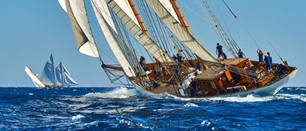Les Voiles de Saint-Tropez 2019 du 28 septembre au 5 octobre